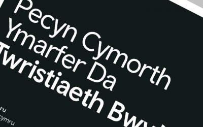 Ymarfer Da Twristiaeth Bwyd (Croeso Cymru)