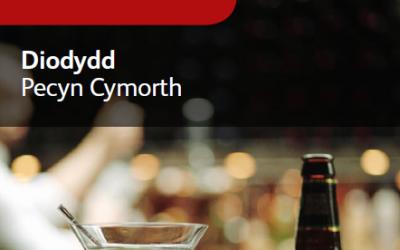 Pecyn Cymorth – Diodydd