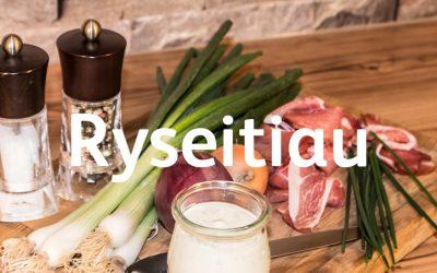 Ryseitiau