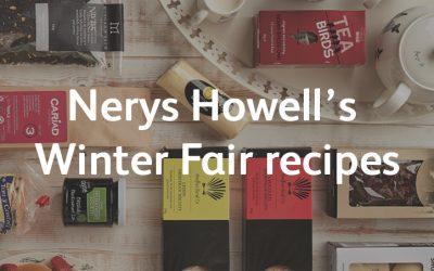Nerys Howell's Winter Fair recipe ideas