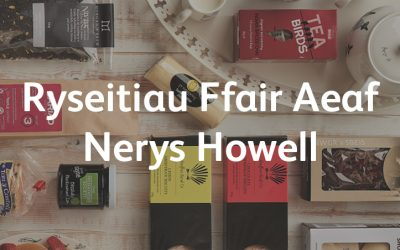 Ryseitiau Ffair Aeaf Nerys Howell